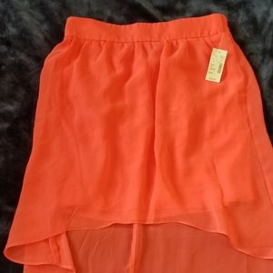 Maurices Hi-Low Skirt